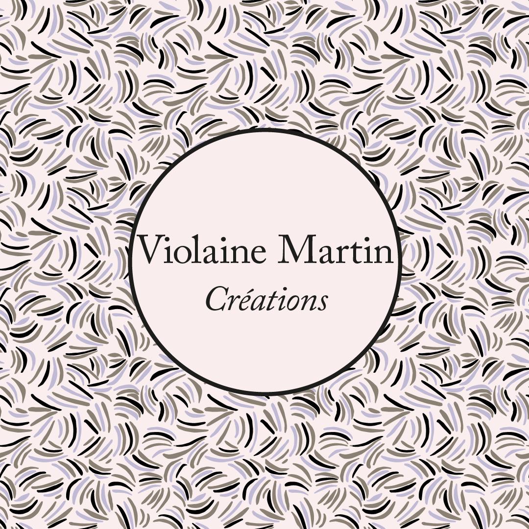 Motif textile fantaisie - All-over - coloris estivale - Violaine Martin Créations - Création textile - tissage jacquards, unis et velours - Hauts-de-France